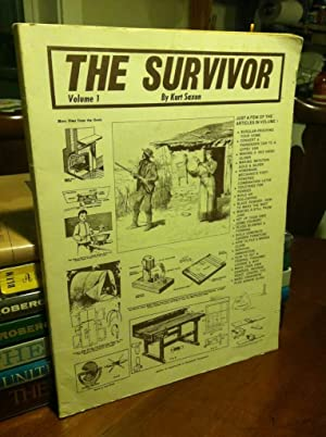 The Survivor Volume 1, Issues 1-12 1976: Saxon, Kurt