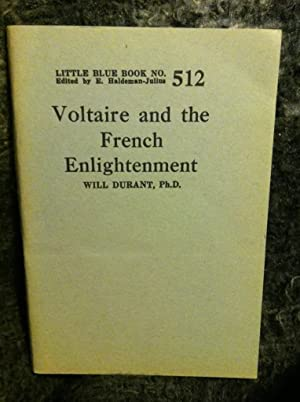 Voltaire and the French enlightenment (Little blue book)