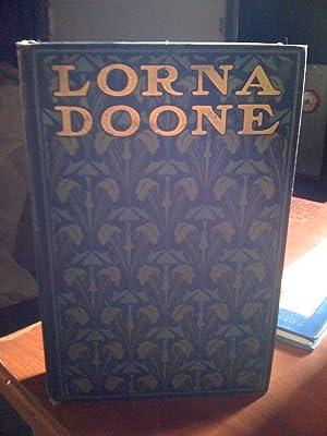 Lorna Doone: a romance of Exmoor: Blackmore, R. D.,