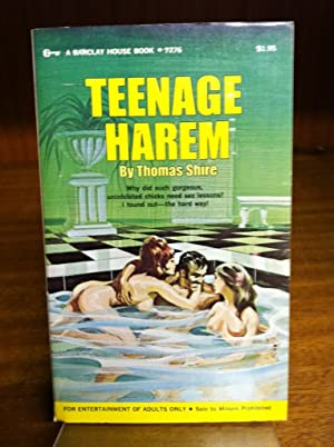 Teenage Harem: Shire, Thomas