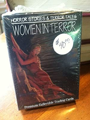 Women in Terror: Premium Collectible Trading Cards by n/a