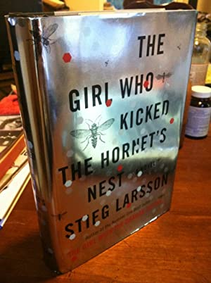 The Girl Who Kicked the Hornet's Nest (Millennium Trilogy)