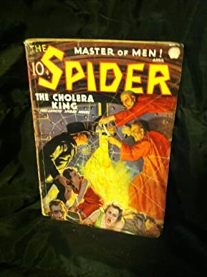 The Spider: Master of Men! April 1936, Vol. 8 #3: The Cholera King