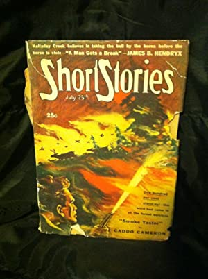 Short Stories, a Man's Magazine, July 25th, 1945