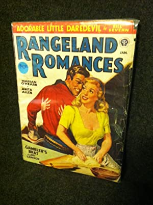 Rangeland Romances January 1948