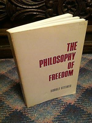 Philosophy of Freedom: Steiner, Rudolf