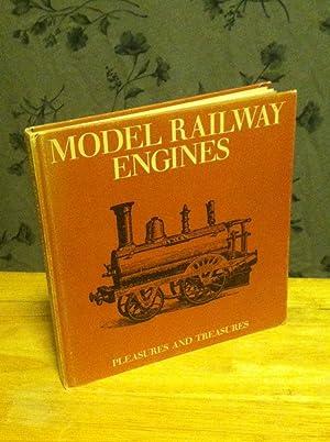 Model railway engines (Pleasures and treasures): Minns, J. E