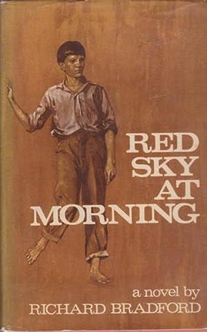 Red Sky at Morning: Bradford, Richard