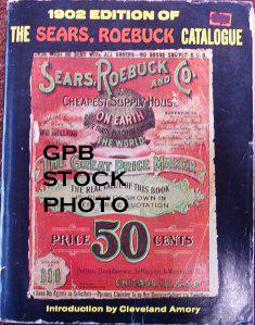 1902 Edition of the Sears Roebuck Catalogue [Oversized Pictorial Reference to Today's Antiques...