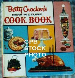 Betty Crocker's New Picture Cook Book [ring Binder Type, Pictorial, Oversized, Tab Indexed, ...