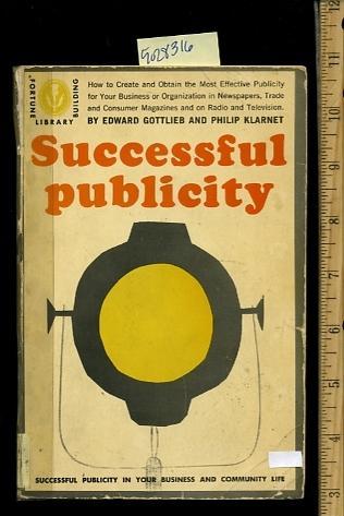 Successful Publicity : Successful Publicity