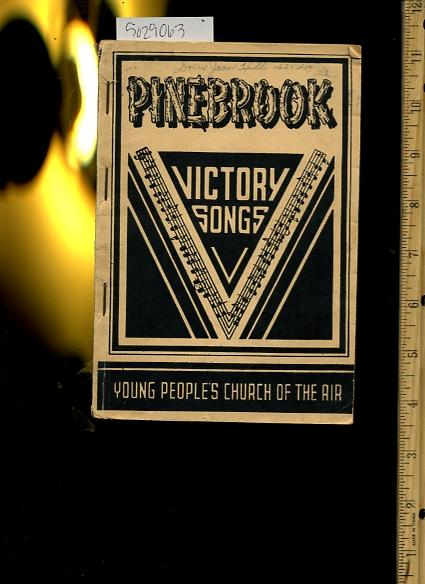 Pinebrook Victory Songs : Young Peoples