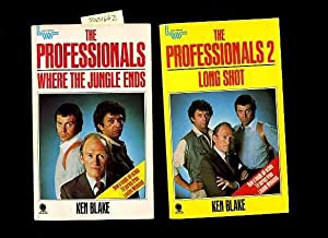 The Professionals : Where the Jungle Ends : Now a Tough All Action TV Series from London Weekend &#...