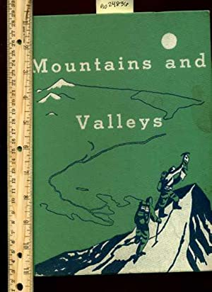 Mountains and Valleys : Adventures in Geography Series [Pictorial Children's Reader, Learning ...