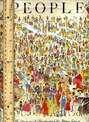 People [Pictorial Children's Reader, Learning to Read, Skill Building, Giant Folio edition]: ...