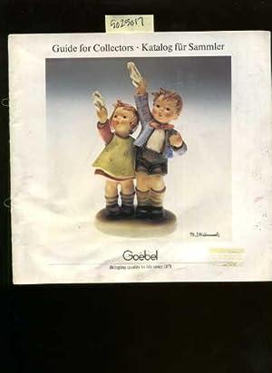 M.I. Hummel : Guide For Collectors [pictorial: W. Goebel Porzellanfabrik
