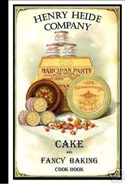Henry Heide Company : Fancy Cake and: Heide / Henry