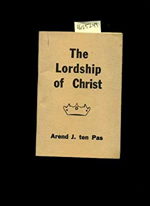 The Lordship of Christ : Can a Person be Saved Without Receiving Christ as Lord ? [religious ...