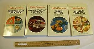 Betty Crocker's : Dinner Parties (ISBN 0553111884 ); Good and Easy Cookbook (ISBN 055308667 );...