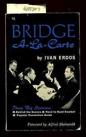 Bridge A La Carte : Three / 3 Big Sections : Behind the Scenes Hand to Hand Combat Popular ...