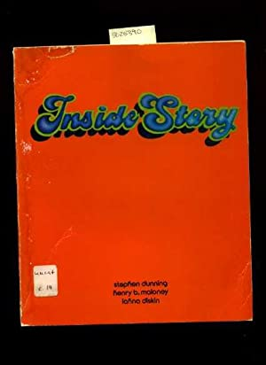Inside Story : a Scholastic Literature Unit Series 4100 : A Story About Writing Stories in 40 ...