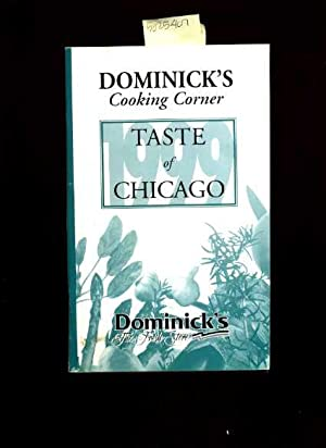 Dominick's Cooking Corner : Taste of Chicago : Doninick's the fresh Store 1999 [a ...