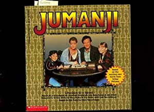 Jumanji a Story Book : Based on the Exciting New movie from Tristar Pictures [Pictorial Children&#...