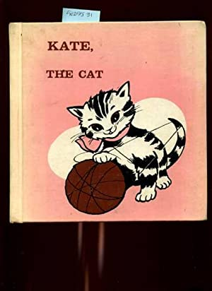 Kate the Cat [Pictorial Children's Reader, Learning to Read, Skill building]: Gene Darby / ...