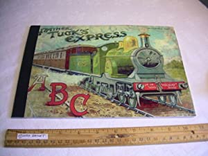 Father Tuck's Express A B C [Pictorial Children's Reader, Learning to Read, Skill ...