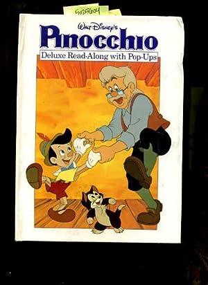 Pinocchio : Delux Read Along With Pop: Disney / Walt