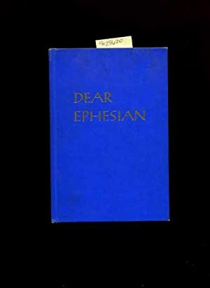 Dear Ephesian [A Small Book of Letters from a Young Catholic man Who Was Killed in the US Marine ...