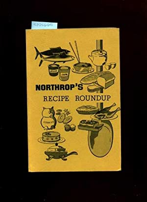 Northrop's / Northrops Recipe Roundup 1972 [A Cookbook / Recipe Collection / ...