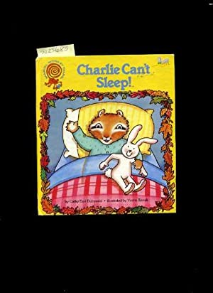 Charlie Can't Sleep ! [Pictorial Children's Reader, Learning to Read, Skill building]: ...