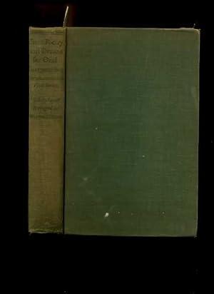 Prose Poetry and Drama for Oral Interpretation: William J. Farma