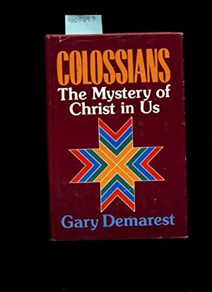 Colossians : The Mystery of Christ in Us [religious Readings, Inspiration, Devotion, Study, Worship...