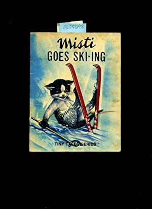 Misti Goes Ski Ing / Skiing : Tiny Tales Series [Pictorial Children's Reader, Learning to...