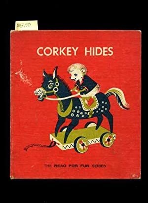 Corkey Hides [Pictorial Children's Reader, Learning to Read, Skill Building, Hedge Hog Story ]...
