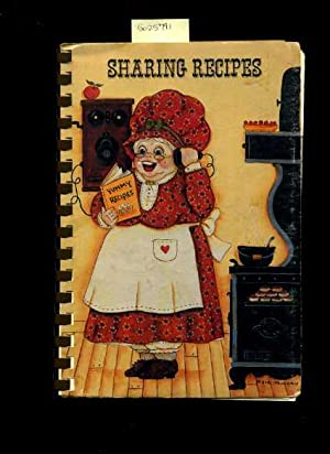 A Book of Favorite Recipes : Sharing: The Hilltoppers Women's