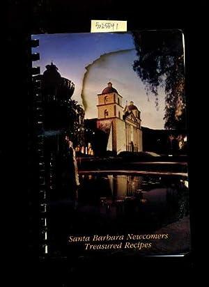 Santa Barbara Newcomers : Treasured Recipes : June Hamann ;