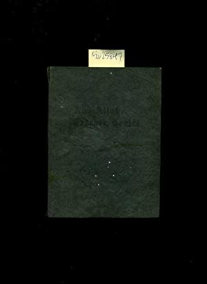 Abd / Abo Allah Teacher Healer : 1921 Edition : a Sequel to and it Was Told of a Certain ...