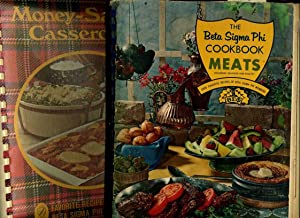 The Beta Sigma Phi Cookbook : Meats Including Seafood and Poultry 1967 / Favorite Recipes from...