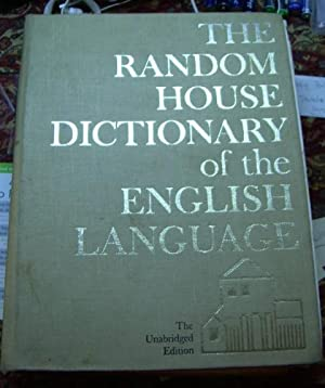 The Random House Dictionary of the English: Stein, Jess [Editor]