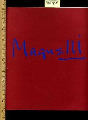 Alberto Magnelli : October 22 Through December 12 1998 [Florentine Painter Exhibition Catalog, ...