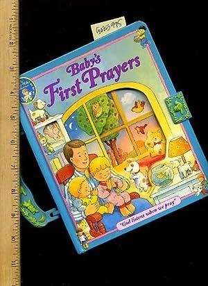 Baby's First Prayers : God Listens When: Singer, Muff /