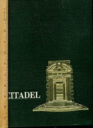 Citadel 1966 [School Yearbook, Annual of Activities, Staff, Students, Plays, Graduates Etc, is ...