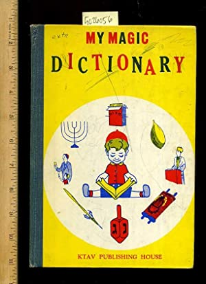 My Magic Dictionary [Pictorial Children's Reader, Learning to Read, Skill Building, Jewish ...