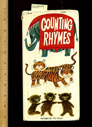 Counting Rhymes [Pictorial Children's Reader, Learning to Read, Skill Building, Board Book]: ...