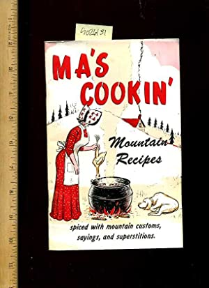 Ma's Cookin : Mountain Recipes : Spiced: Sis and Jake