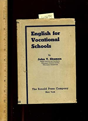 English in Vocational Schools [Critical / Practical Study ; Review Reference ; Biographical ...