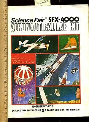 Science Fair SFX 4000 : Aeronautical Lab: Tandy Corporation /